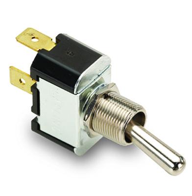 Appleton 931003N McGill 931003N Toggle Switch; 1-Pole, SPDT, 125 Volt, 15 Amp, 14 QC Terminal