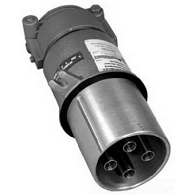 Appleton AP20033E Appleton AP20033E 3-Pole Pin & Sleeve Plug, 600 VAC, 250 VDC, 200 A, 3-Wire