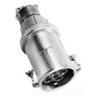 Appleton ARC20044CD Appleton ARC20044CD Powertite® Grounding Style 1 Pin and Sleeve Clamp Cover Connector; 200 Amp, 600 Volt AC/250 Volt DC, 4-Pole, 4-Wire, 3 Phase, Pressure Wire Terminal