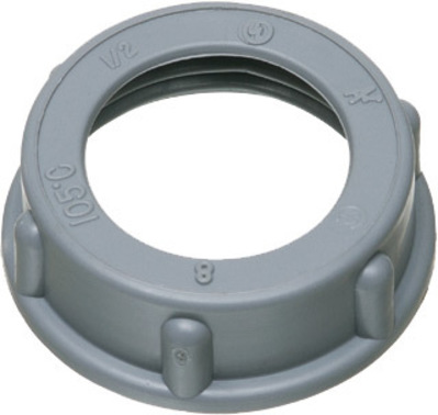 Arlington Fittings 443 Arlington 443 Plastic Insulating Conduit Bushing; 1 1/4 In
