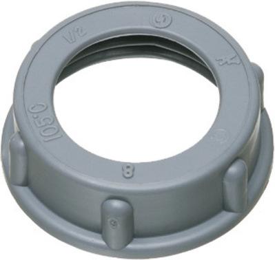 Arlington Fittings 447 Arlington 447 Plastic Insulating Conduit Bushing; 3 In