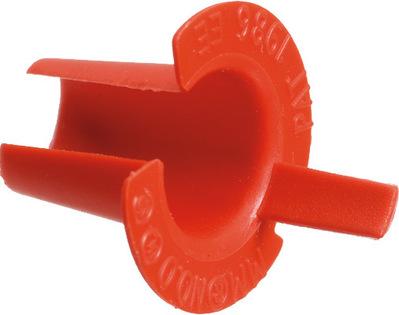 Arlington Fittings AS2 Arlington AS2 Insulated Plastic Anti-Short Bushings; 7/16 In