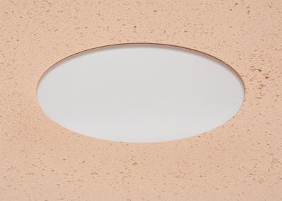 Arlington Fittings CP9000 Arlington CP9000 9 Inch Plate Cover; White