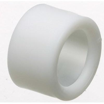 Arlington Fittings EMT125 Arlington EMT125 Plastic Push-On Press-On Insulated Bushing; White, 1.250 Inch