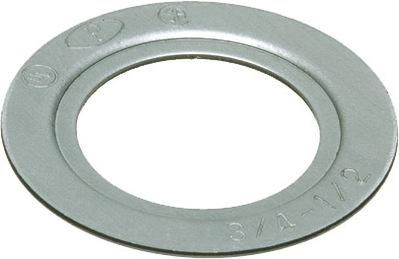 Arlington Fittings RW5 Arlington RW5 1-1/4 in. X 3/4 in. Plated Steel Reducing Washer