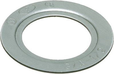 Arlington Fittings RW8 Arlington RW8 1-1/2 in. X 3/4 in. Plated Steel Reducing Washer