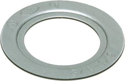 Arlington Fittings RW9 Arlington RW9 1-1/2 in. X 1 in. Plated Steel Reducing Washer