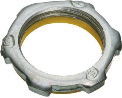 Arlington Fittings SL125 Arlington SL125 1-1/4 In Steel Sealing Locknut
