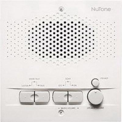 Broan Nu-Tone NPS200WH Broan Nu-Tone NPS200WH Outdoor Remote Station; White