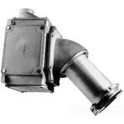 Cooper Crouse-Hinds AREX4041210 Cooper Crouse-Hinds AREX4041210 Arktite® Weather-Resistant AREX Series Spring Door Cover; 600 Volt AC/250 Volt DC, 400 Amp, 4-Pole, 4-Wire, Ivory