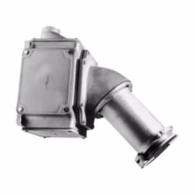 Cooper Crouse-Hinds AREX40417 Cooper Crouse-Hinds AREX40417 Arktite® Heavy Duty Receptacle Assembly; 400 Amp, 600 Volt AC, 250 Volt DC, 4-Pole, 4-Wire