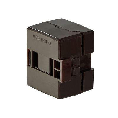 Cooper Wiring Devices BP2607B-SP Cooper Wiring Devices BP2607B-SP Conn Cord End Sgl 10A 125V 2P2W Polar BR 4539497