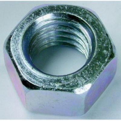 Dottie Co L.h. HNS516 L.H. Dottie HNS516 Hex Nut; 5/16-18, Stainless Steel, Zinc-Plated