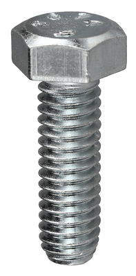 Dottie Co L.h. MB38114 L.H. Dottie MB38114 Hex Head PC 4090 Fully Thread Tap Bolt; 3/8-16 x 1-1/4 Inch, Low Carbon Steel, Zinc-Plated