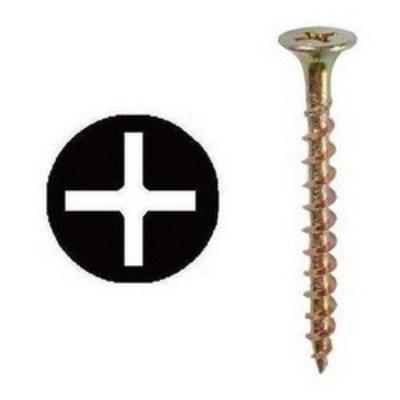 Dottie Co L.h. WR8212 L.H. Dottie WR8212 Wood Rocket Dry Wall Phillips Screw; #8 x 2-1/2 Inch, UNC-2A Thread