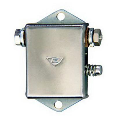 Edwards 15-1E1 Edwards 15-1E1 Miniature Lungen™ 15 Series Adjustable Volume Buzzer; 12 Volt DC, 0.2 Amp, 78 DB at 1 m
