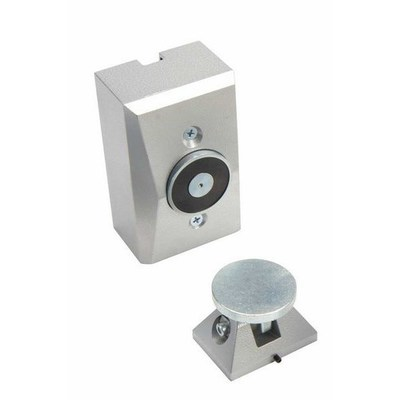 Edwards 1508-AQN5 Edwards 1508-AQN5 Series Electromagnetic Door Holder; 24 Volt AC/DC, 120 Volt AC, 0.015 Amp, Surface/Wall Mount