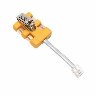 Fluke 10220100 Fluke 10220100 6 Wire In-Line Modular Adapter