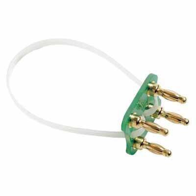 Fluke 8002-19 Fluke 8002-19 Interchangeable Fiber LC Connector Adapter; 1.25 mm Cable