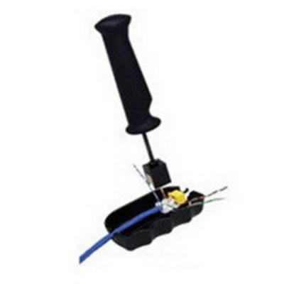 Hubbell Premise Wiring IP100 Hubbell Premise IP100 Xcelerator™ Jack Icon; Purple, 100/PK