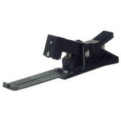 Hubbell Premise Wiring OFCLV3 Hubbell Premise OFCLV3 2CLICK® OptiChannel Single Pre-Polished Fiber Cleaver; Black