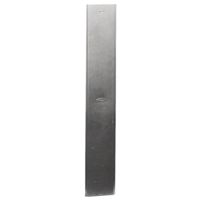 Hubbell Premise Wiring VSC6A Hubbell Wiring VSC6A Nextframe® Vertical Channel Cover; 6 Inch Width x 38.5 Inch Height, Cold Rolled Steel, Durable Black or Aluminum, Powder Coated