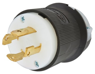 Hubbell Wiring Device-Kellems HBL2731 Hubbell HBL2731 Wiring Twist Lock Plug, L16-30P