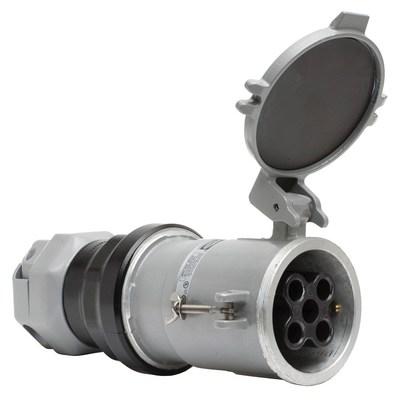 Hubbell Wiring Device-Kellems HBL3200CS2W HBL3200CS2W HUBBELL PS INS CONN 2P3