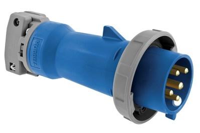 Hubbell Wiring Device-Kellems HBL520P9W Hubbell HBL520P9W Ps Iec Plug 4P5W 20A 120208V WT