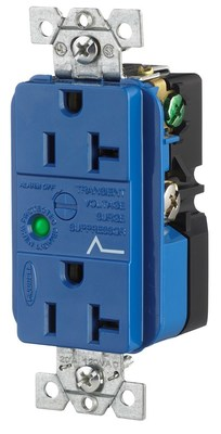 Hubbell Wiring Device-Kellems HBL5362SA Hubbell HBL5362SA Wiring Device-Kellems Duplex Receptacle, 20A