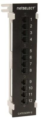 Hubbell Wiring Device-Kellems NS612U NS612U HUBBELL P-PANEL NETSELECT CA