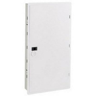 Hubbell Wiring Device-Kellems NSOBOX28 Hubbell Wiring NSOBOX28 NetSelect® Cabinet; Flush/Surface Mount, White