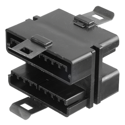 Hubbell Wiring Device-Kellems SPLITTER422 Hubbell Wiring SPLITTER422 Splitter Module; 120/208 Volt AC, 20 Amp, 8 Wire, 8 Pin Configuration With Directional Make and Female Pin and Socket Connections