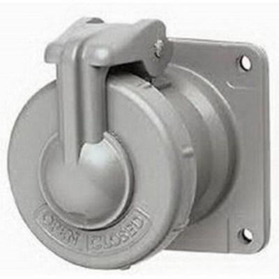Killark Elec Mfg VR342 Hubbell Electrical / Killark VR342 Versamate® Receptacle; 30 Amp, 3 Wire, 4 Pole