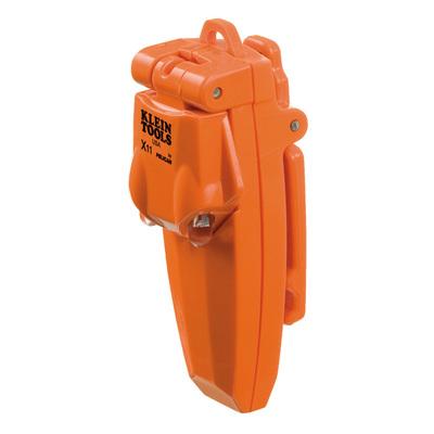 Klein Tools X11 Klein Tools X11 LED Clip-On Flashlight; 6 Lumens