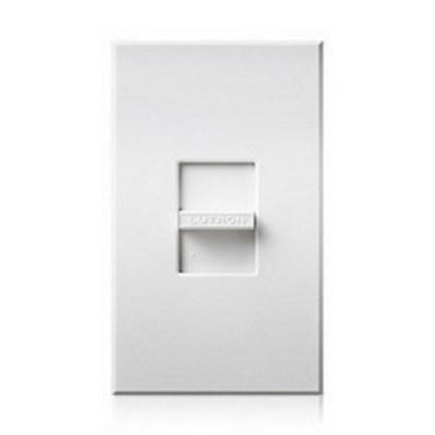 Lutron N-1000-LA Lutron N-1000-LA Nova® Small Control Slide-To-Off Dimmer; 120 Volt AC, Light Almond Color Gloss Finish, Wall Box Mount
