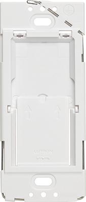 Lutron PICO-WBX-ADAPT Lutron PICO-WBX-ADAPT Pico® Wireless Control Wallplate Bracket; Vertical Mount