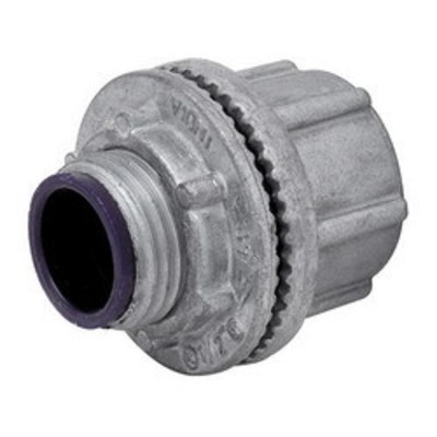 Madison LWH-300 Madison LWH-300 Watertight Hub; 3 Inch, Die-Cast Zinc
