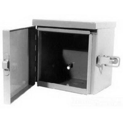 Milbank 363010-TC3R Milbank 363010-TC3R Telephone Cabinet Without Knockouts; NEMA 3R, 36 Inch x 30 Inch x 10 Inch, 16/14/12/11 Gauge G90 Galvanized Steel