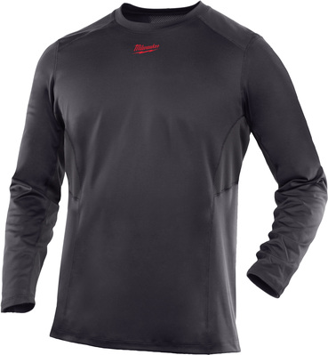 Milwaukee Electric Tools 401G-S Milwaukee Tool Electric Tool 401G-S Men'S Extra-Large Workskin Gray Cold Weather Base Layer; Small