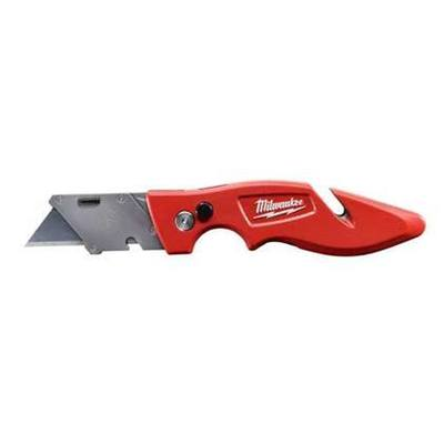 Milwaukee Electric Tools 48-22-1901 Milwaukee Tools 48-22-1901 Fastback™ Flip Utility Knife; 7.250 Inch