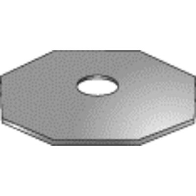 Minerallac 40760J 40760J CUL 1/4 X 1 3/8 OCTAGONAL WASHERS