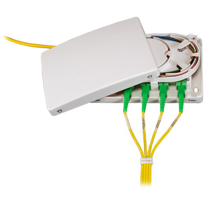 Multilink 020-124-20 Multilink 020-124-20MULTILK Fiber Distribution Unit; Plastic