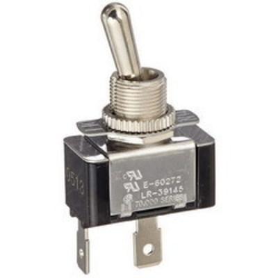 NSI 78050TQ NSI 78050TQ Toggle Switch; 1-Pole, SPST, 125/250 Volt AC, 20/10 Amp