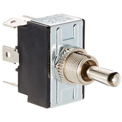 NSI 78100TQ NSI 78100TQ Toggle Switch; 2-Pole, DPDT, 125/250 Volt AC, 15/10 Amp