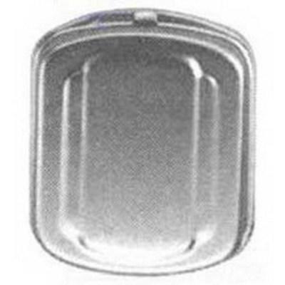 NSI TA725 NSI TA725 Tork® TA700 Series Rectangular Enclosed Buzzer; 8 - 16 Volt AC/3 - 6 Volt DC, 88 DB At 3 ft, Silver