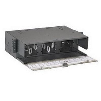 Panduit FRME3 Panduit FRME3 Opticom® Rack Mount Fiber Enclosure; Black