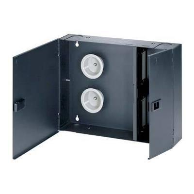 Panduit FWME4 Panduit FWME4 Opticom® Enclosure; Wall Mount, Black
