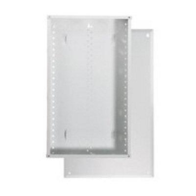 Pass & Seymour Inc EN2000 On-Q EN2000 Enclosure With Cover; Surface/Flush Mount, Glossy White