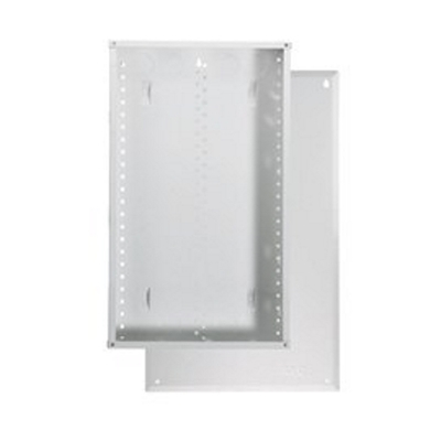 Pass & Seymour Inc EN2800 On-Q EN2800 Enclosure With Cover; Surface/Flush Mount, Glossy White
